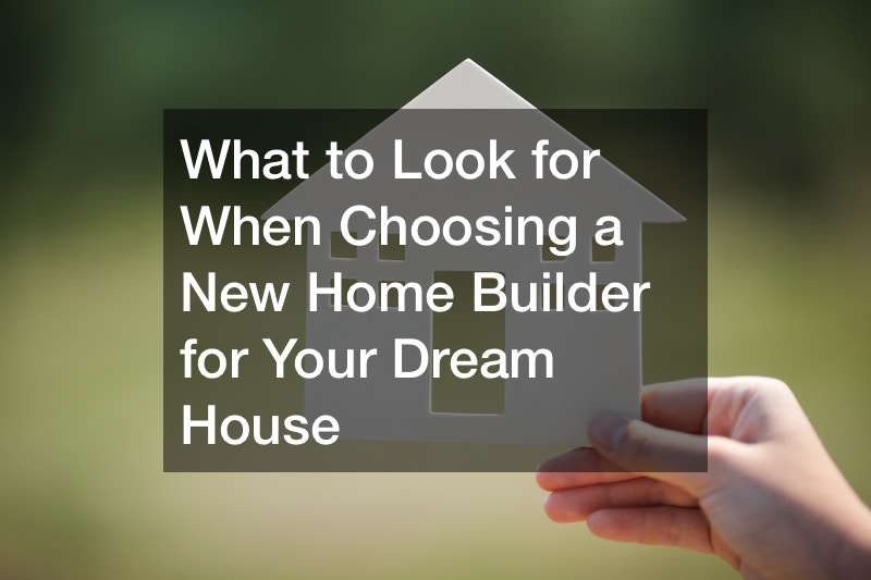 custom home building services